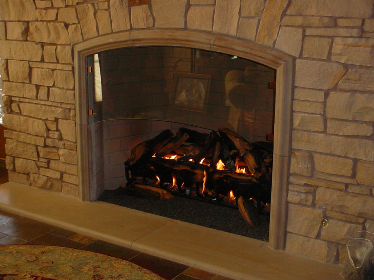 Custom Glass Custom Glass Fireplaces Salt Lake City Utah Sawyer Glass