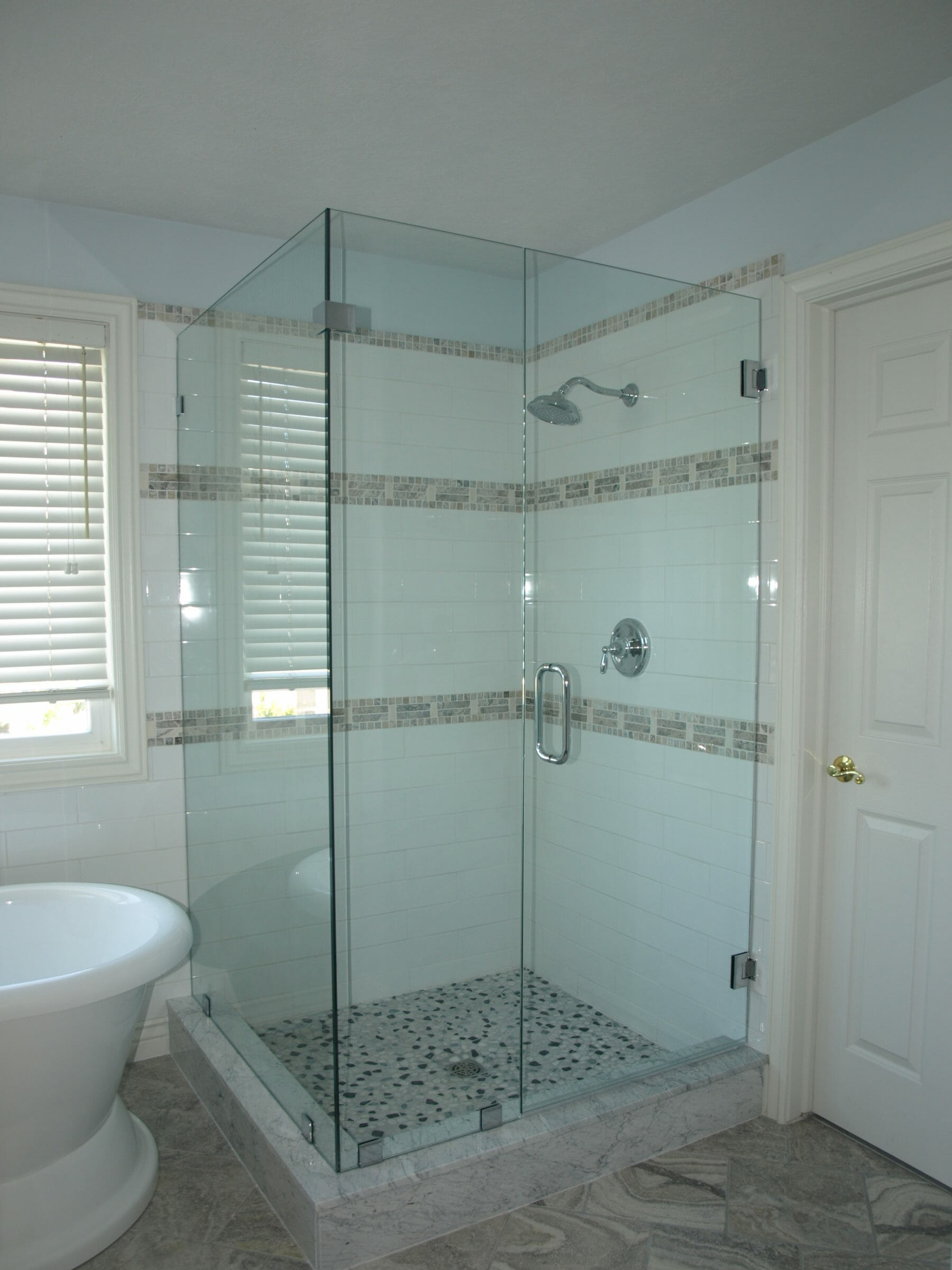 Custom Glass Custom Glass Shower Doors And Enclosures Salt Lake City