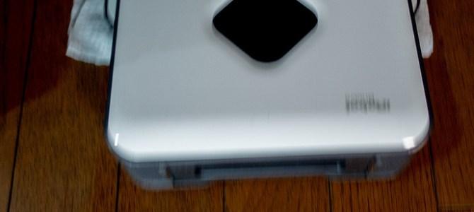 iRobot Braava 380jとクイックルワイパー立体吸着ウエットシートの組み合わせが便利 #ブラーバ借りてみた
