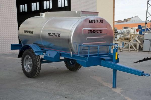 Farm Water Tanker Trailer