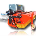 Road Sweeper, Water Sprayer and Disinfector