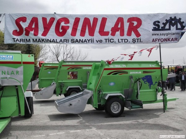 Afyonkarahisar Agriculture Fair 2012
