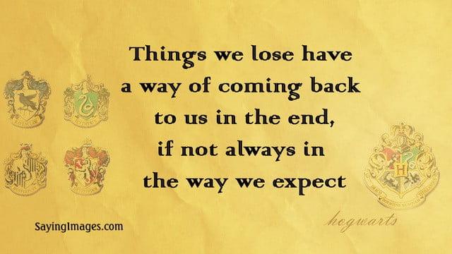 Sad Quotes Wallpaper Hd 30 Most Popular Harry Potter Quotes Sayingimages Com