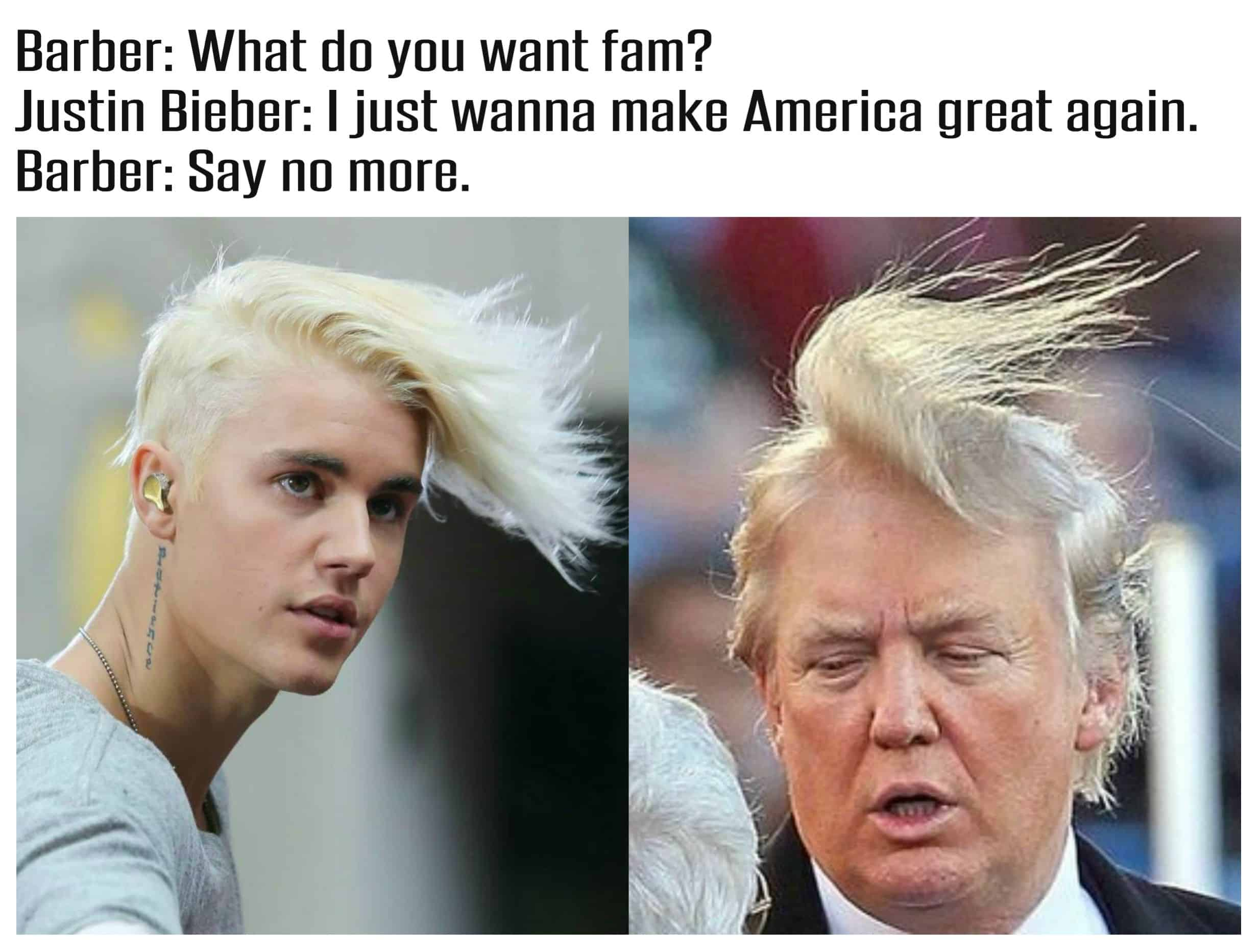 Groovy What Do You Want Fam Haircut Memes That Can Easily Make You Laugh Bad Haircut Barber Meme Bad Haircut Meme Generator bark post Bad Haircut Meme