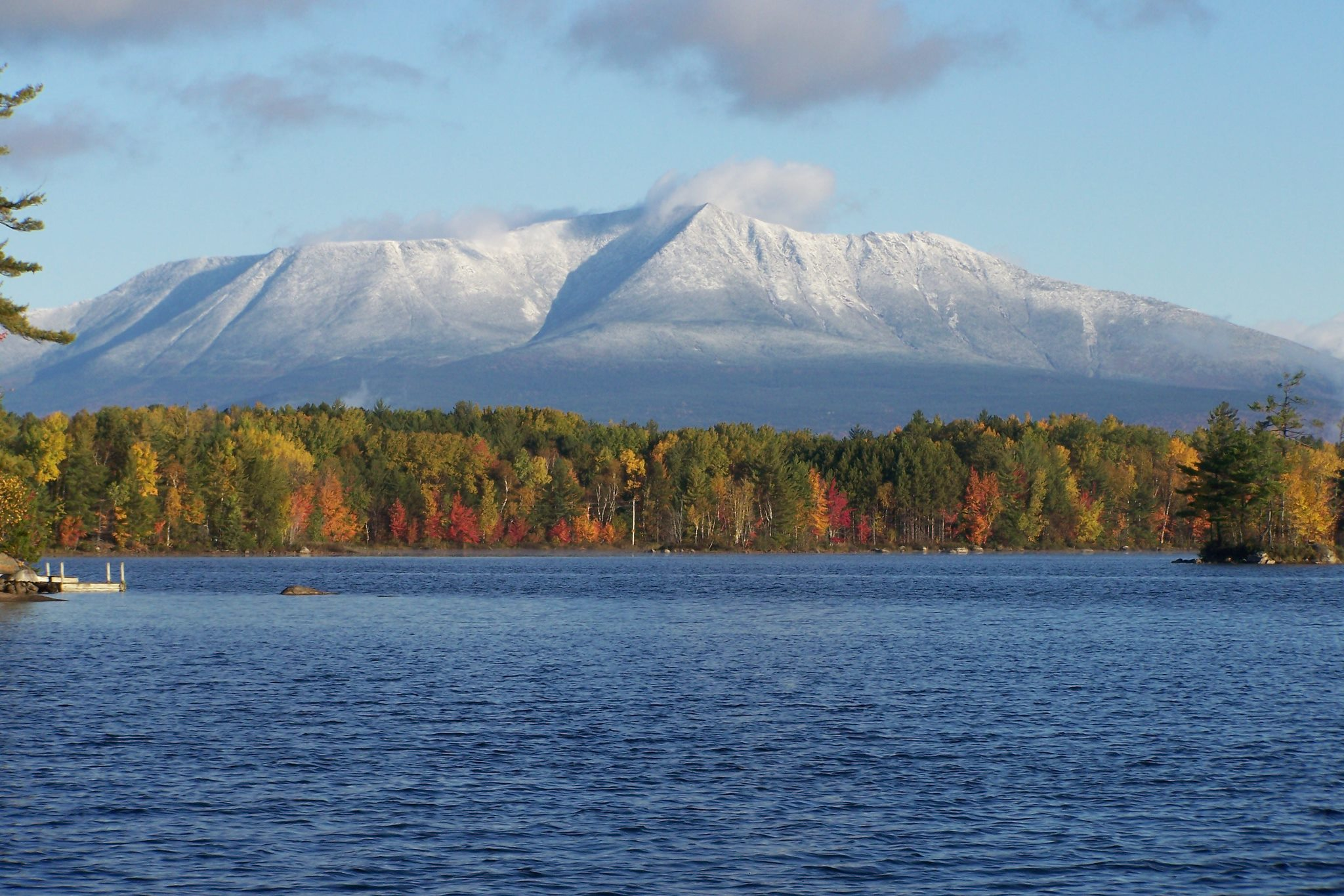 Fall In New England Wallpaper M Mountains Of Maine Saylingaway
