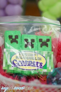 MineCraft Marshmallows