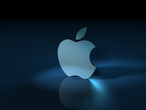 Apple logo (3D)