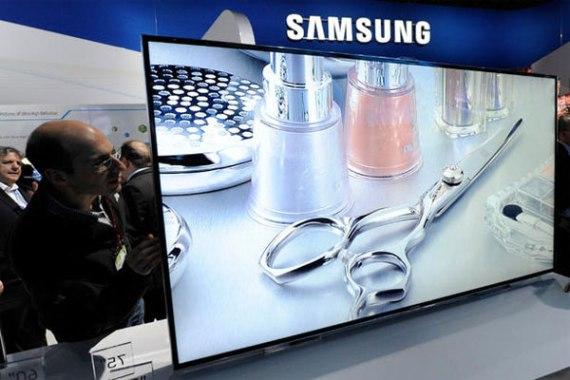 Samsung ES8000 LED TV