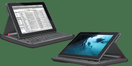 Solar Keyboard Folio