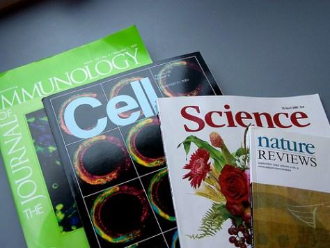 scientific research essays impact factor