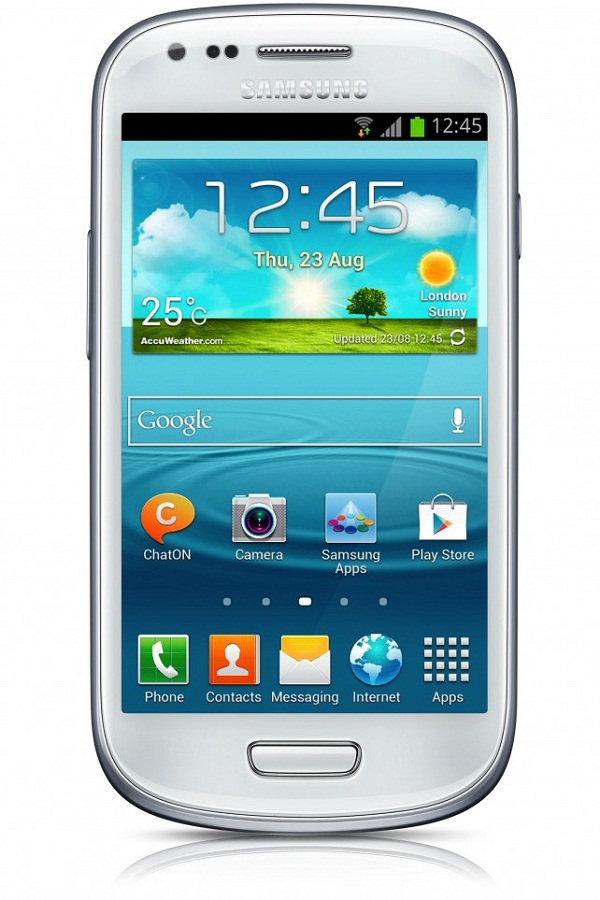 Samsung Galaxy S III Mini (Credit: appadvice.com)