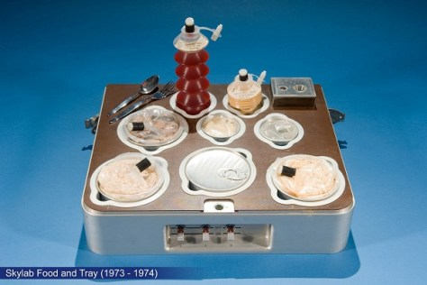 Space Food Skylab Tray
