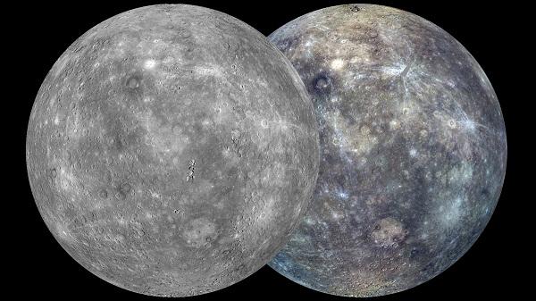 Mercury mapping