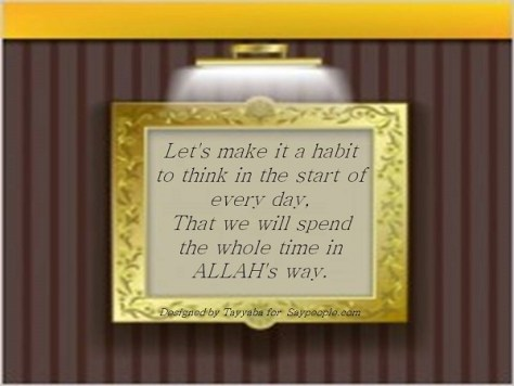 Let_s make it a habit to think in