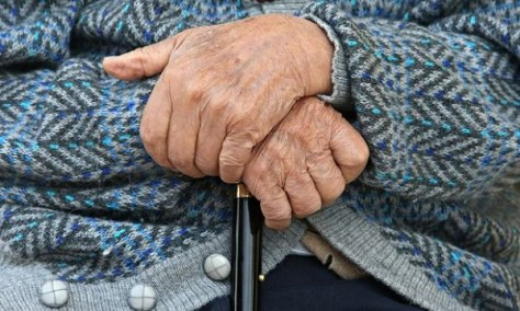 Old man hands (Photo source: The Guardian)