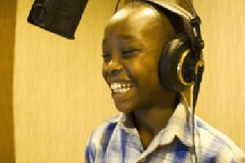 Happy recording (Image source: William Hirtle, EDC/USAID.gov)