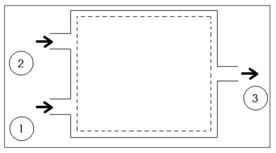 h dot diagram