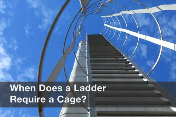When Does A Ladder Require A Cage Fall Protection Blog