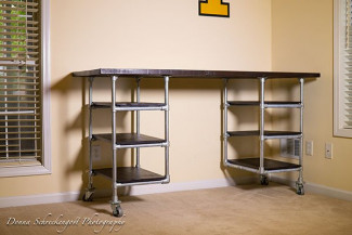 Diy Pipe Furniture Ideas Industrial Furniture Inspiration