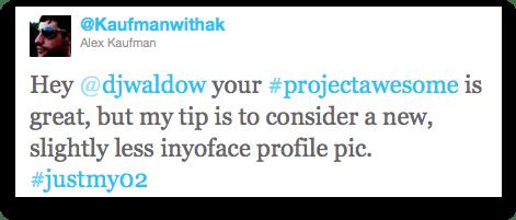 Twitter:  @Kaufmanwithak