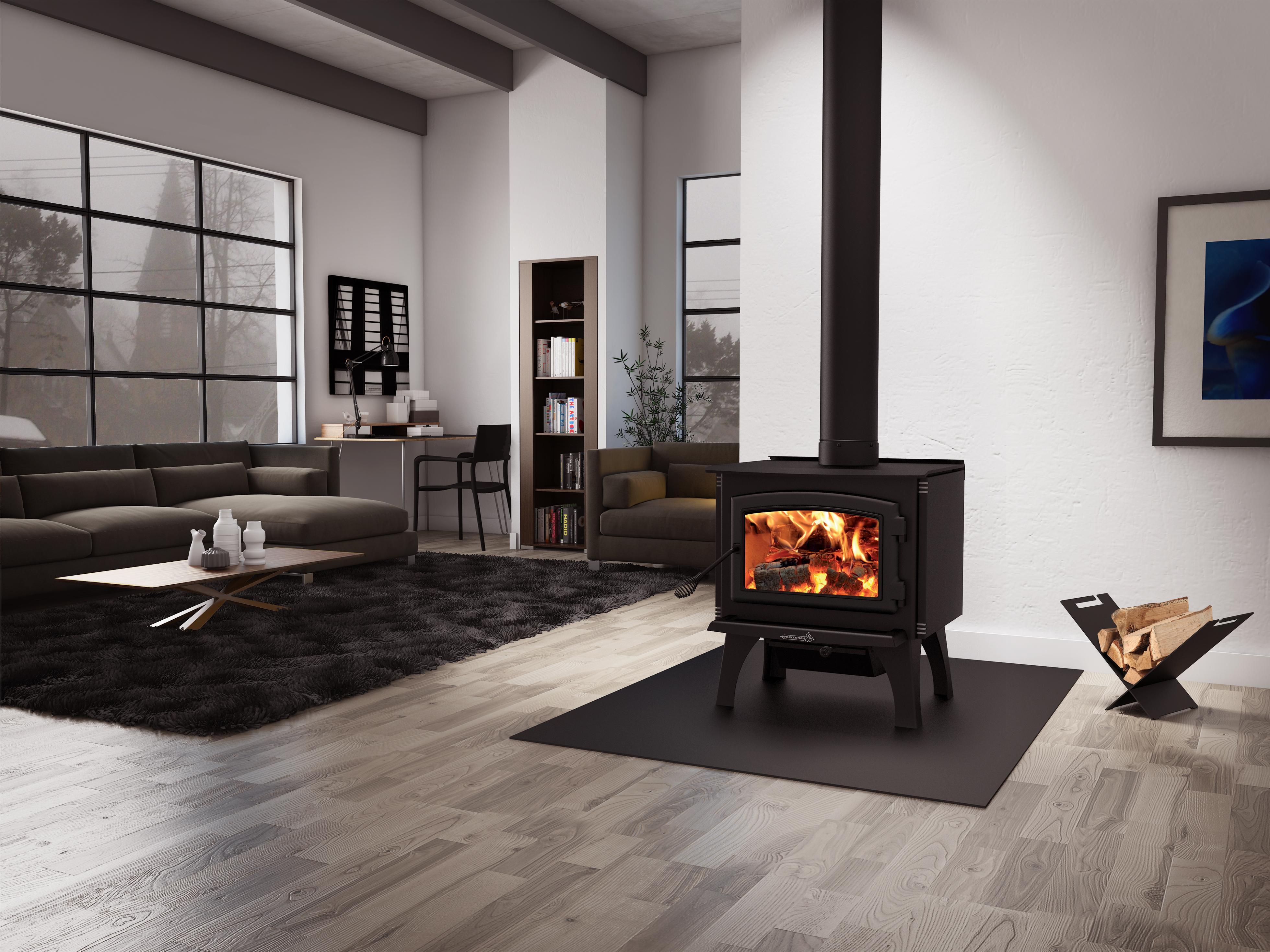 Solution 16 Wood Stoves Enerzone