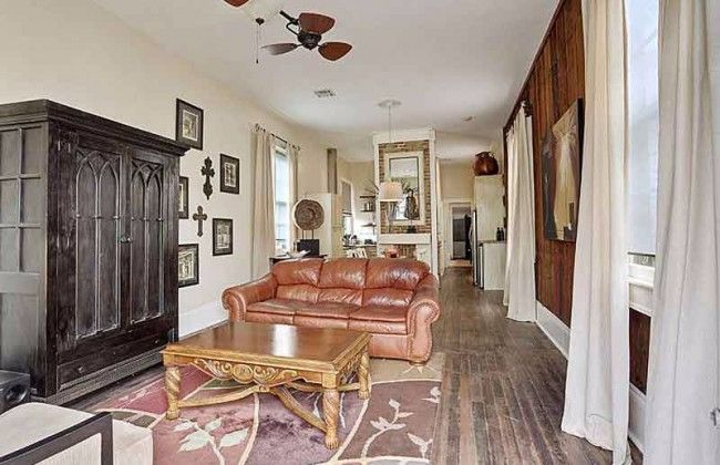 Shotgun House Is Oozing With History  The Living Rooms