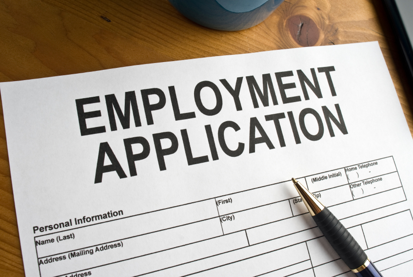 Employment Applications What to Avoid, What to Include