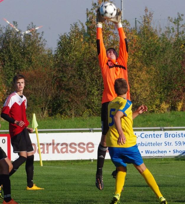 U16 vs Pfeil Broistedt 013