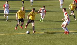 U19 vs VFV Hildesheim 001