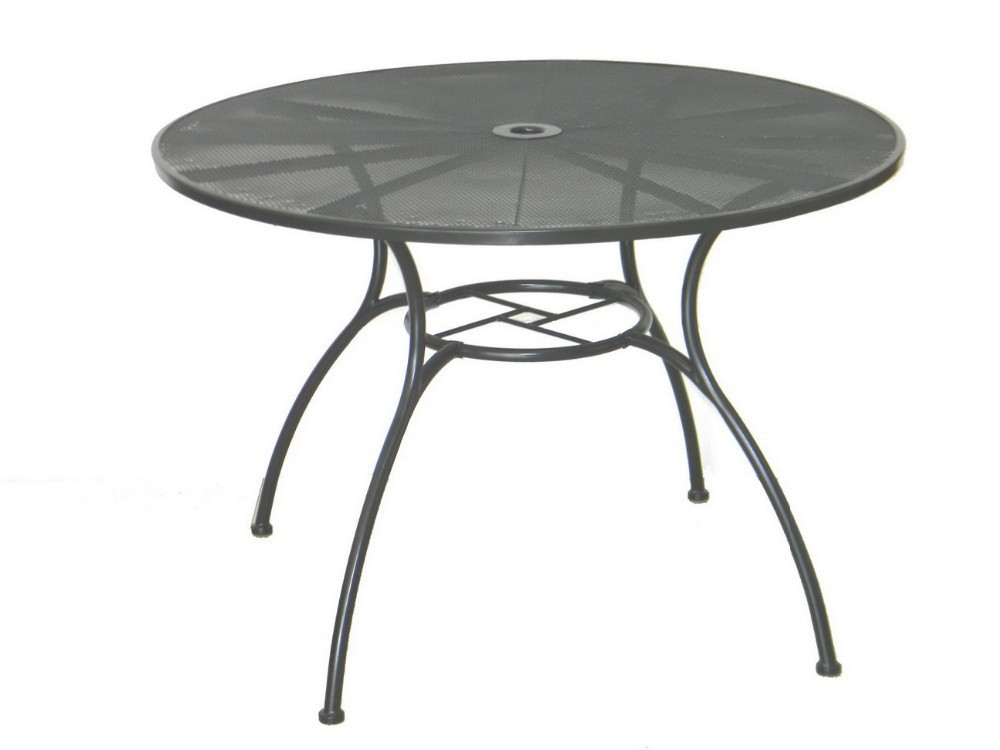 Cheap Metal Mesh Outdoor Dining Round Table And Chairs Set Buy Dining Round Table And Chair