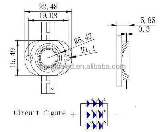 15 watt led bulb circuit board in shenzhen guangdong china