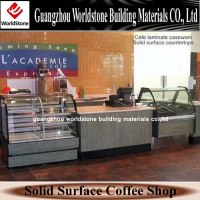 Supermarket Coffee Counter /juice Kiosk - Buy Commercial ...