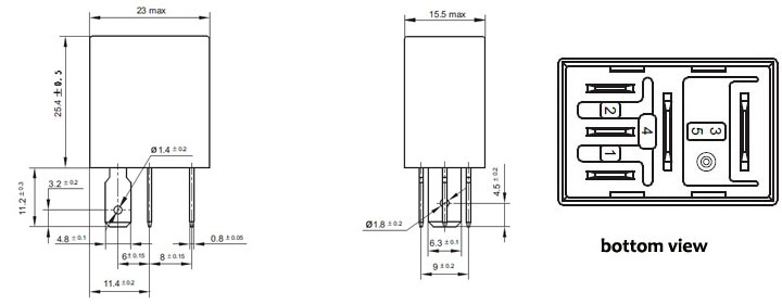 denso relay diagram