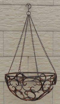 Decorative Metal Hanging Basket For Sale - Buy Decorative ...