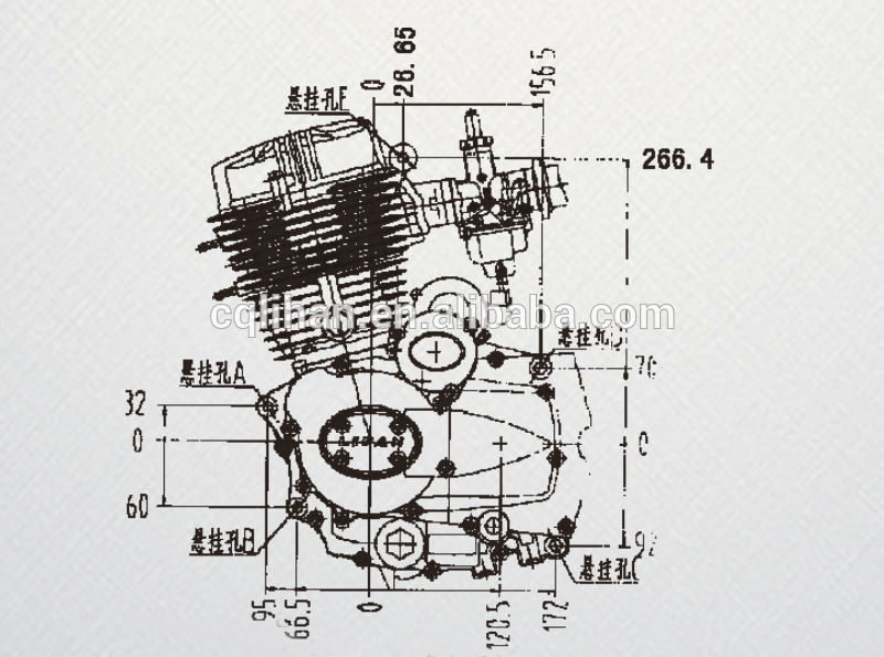 lifan 250cc engine wiring diagram
