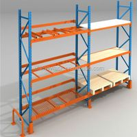 Vertical Carousel Storage System Warehouse Racking System ...