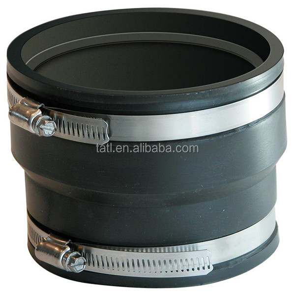 Flexible Coupling For Pvc Pipe