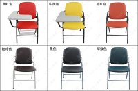 School Teacher's Desk And Chair Pu Padded Sponge Cushion ...