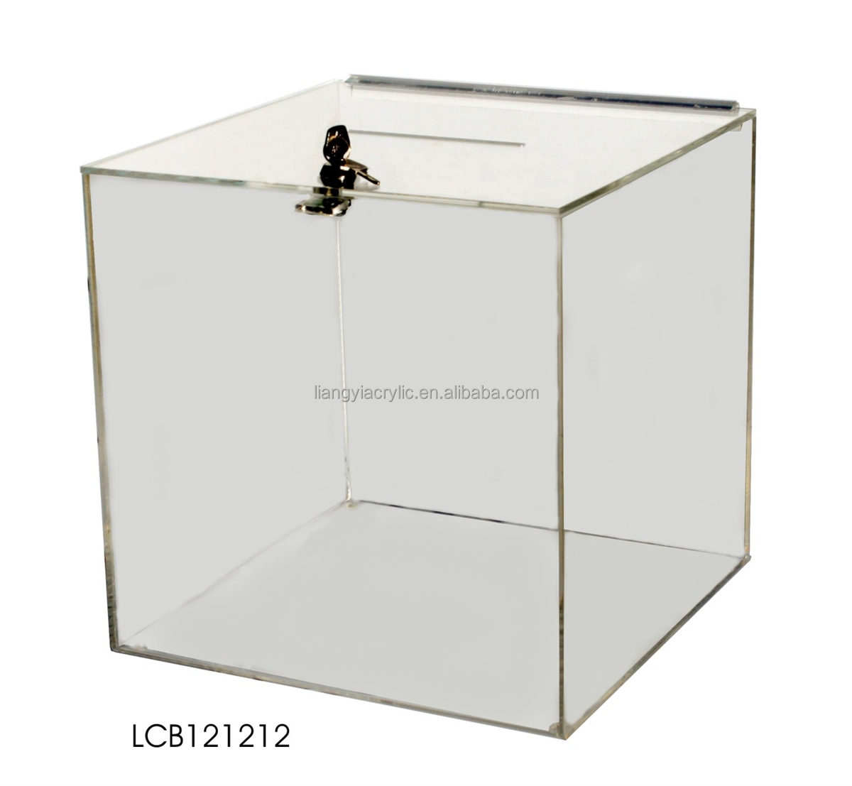 Clear Box Clear Acrylic Storage Box With Lid Factory Buy Acrylic