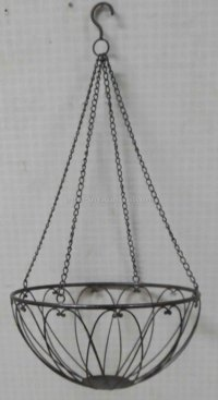 Decorative Metal Hanging Basket For Sale - Buy Decorative ...