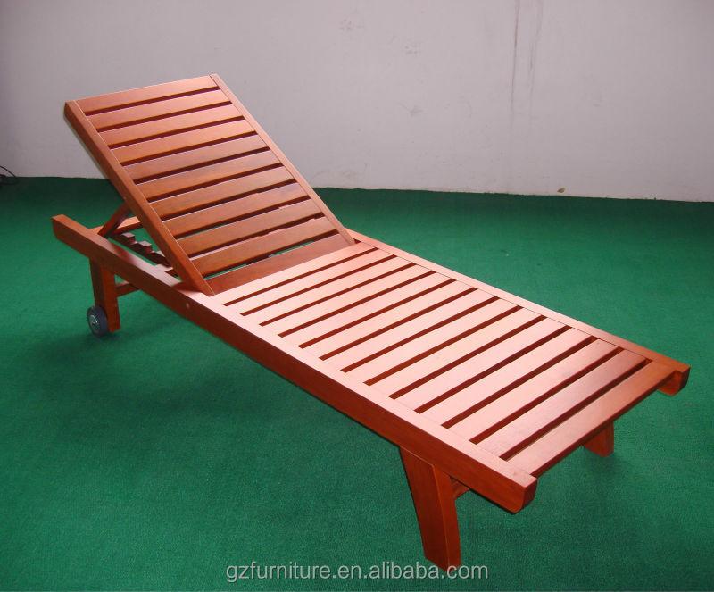 Wooden Garden Sun Loungers Recliners Buy Wood Recliner