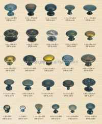 Wholesale Furniture Handle And Knob Types Of Door Knobs ...