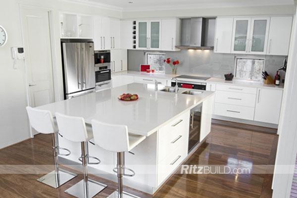 Küche Deko American Style