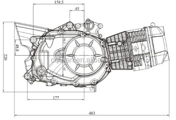 110cc engine ledningsdiagram electric motorcycle