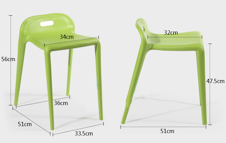 Chaises Empilables Ikea Stefano Giovannoni Magis Yuyu Stool Mkp105 - Buy Bar Stool