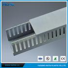 Haitai Wholesale Wiring Accessory Grey Color PVC 2M Insulating Distributing Slot