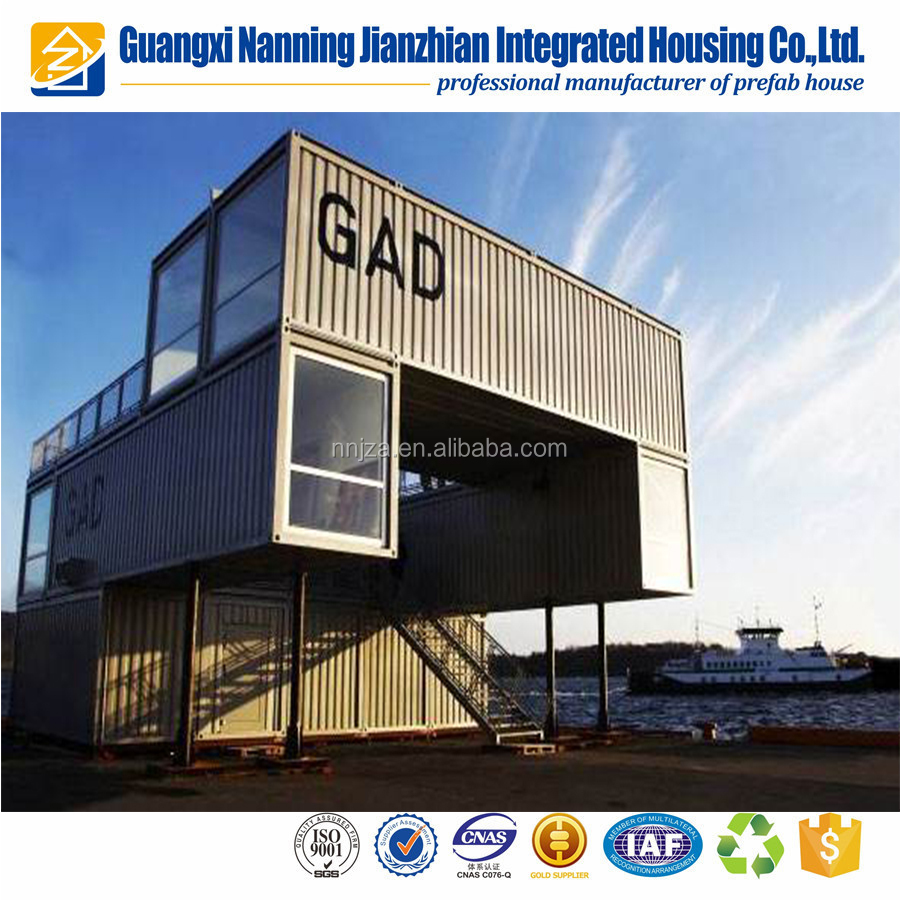Haus Container 20ft 30ft Container Haus Moveable House Container Office View High Quality Container Haus Jianzhian Product Details From Guangxi Nanning Jianzhian