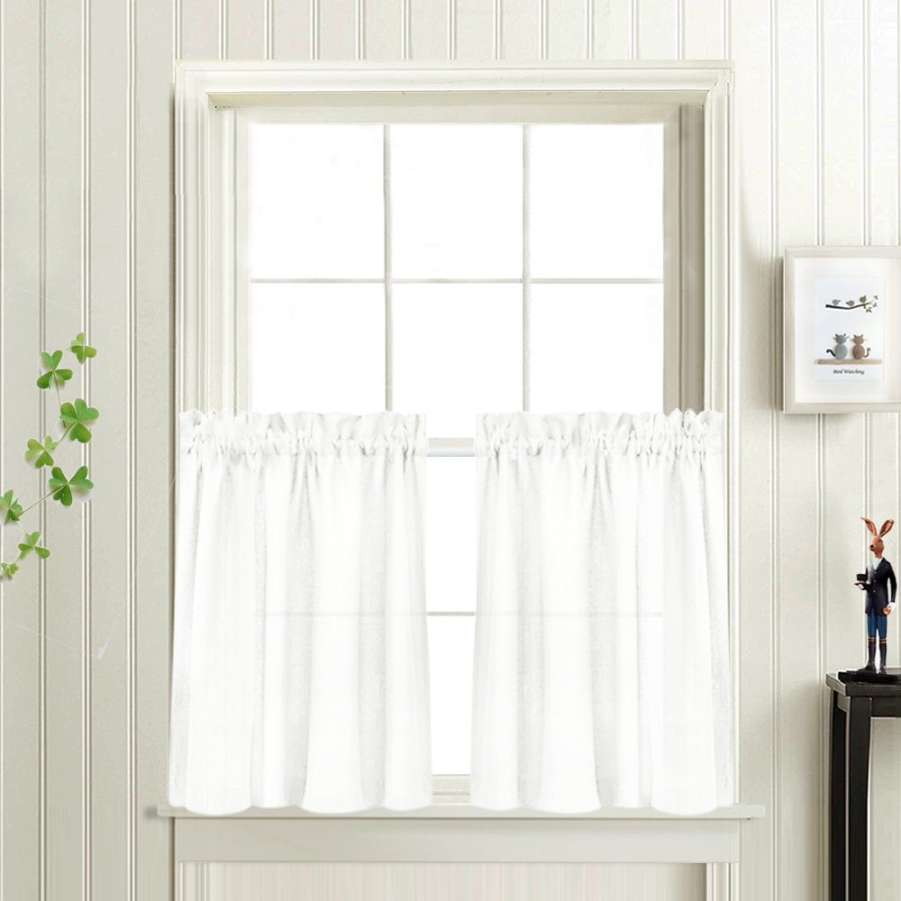 36 Inch Room Darkening Curtains Cheap Thick White Curtains Find Thick White Curtains Deals On