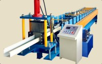 Gutter Roll Forming Machine/steel Profile Roll Forming ...
