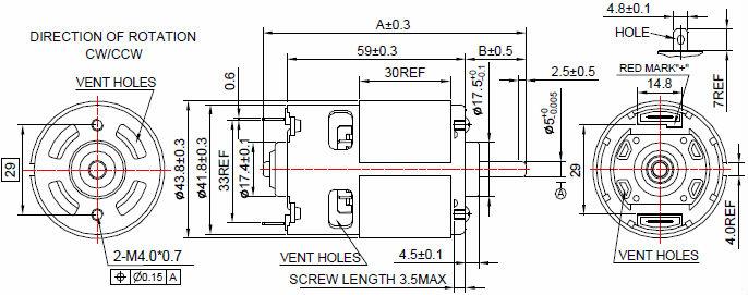 120v Coffee Maker Carbon Brush Coffee Grinder Motor - Buy Coffee